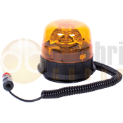 ECCO Compact Series R65 Rotator Magnetic Mount Beacon - Amber