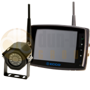 "ECCO EC5605-WK Wireless Single Camera 5.6"" Monitor System"