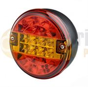 Rubbolite M810 (140mm) 24-LED Stop / Tail / Indicator Lamp