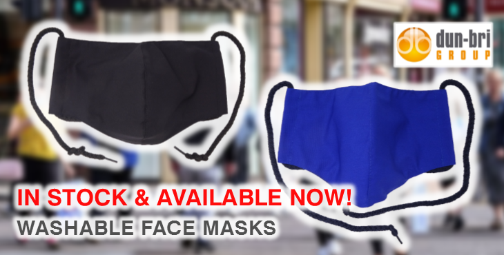 DBG Washable Face Masks