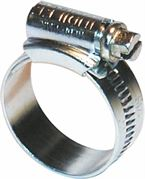 JUBILEE® 32-45mm (1M) Zinc Plated Steel Hose Clip - Pack of 10 - 400.5261