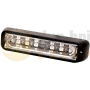 ECCO ED3766AB ED3766 Series R65 12-LED Directional Warning Module - Amber/Blue