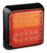 LED Autolamps 80BSTIME 80 Series LED Square Compact Rear Combination Lamp