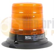 Britax B310 Series R65 LED Magnetic Mount 70 Beacon - Amber