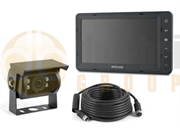 "Brigade Select Range Single Camera 7"" Monitor System for Rigid Vehicles"