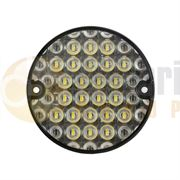 LED Autolamps 95 Series (95mm) Round LED REVERSE Light Fly Lead 12/24V - 95WM