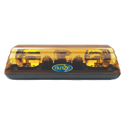 ECCO Blaze II Series ROTATING R65 Mini Lightbars