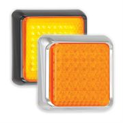 LED Autolamps 80mm Series Square Lamps