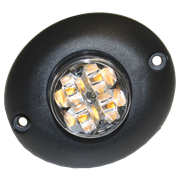 ECCO 3750 Series R65 4-LED Directional Warning Modules