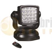 LED Autolamps RCSL80BM Magnetic Mount Remote Controlled Search Lamp