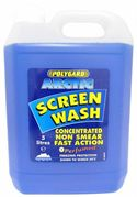 Screen Wash & De-Icer