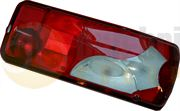 DBG 385.11R0025 RH Rear Combination Lamp with Blue Tint (Side AMP 1.5 Connector) - MAN