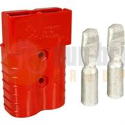 Anderson Power Products APP 6322G1 SB350 RED 2 Pole 350A 67.4mm² Connector Kit