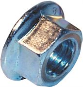 Metric Serrated Flange Nuts