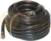 Overbraid Air Line Hose with 14 BSP Swivel Nuts