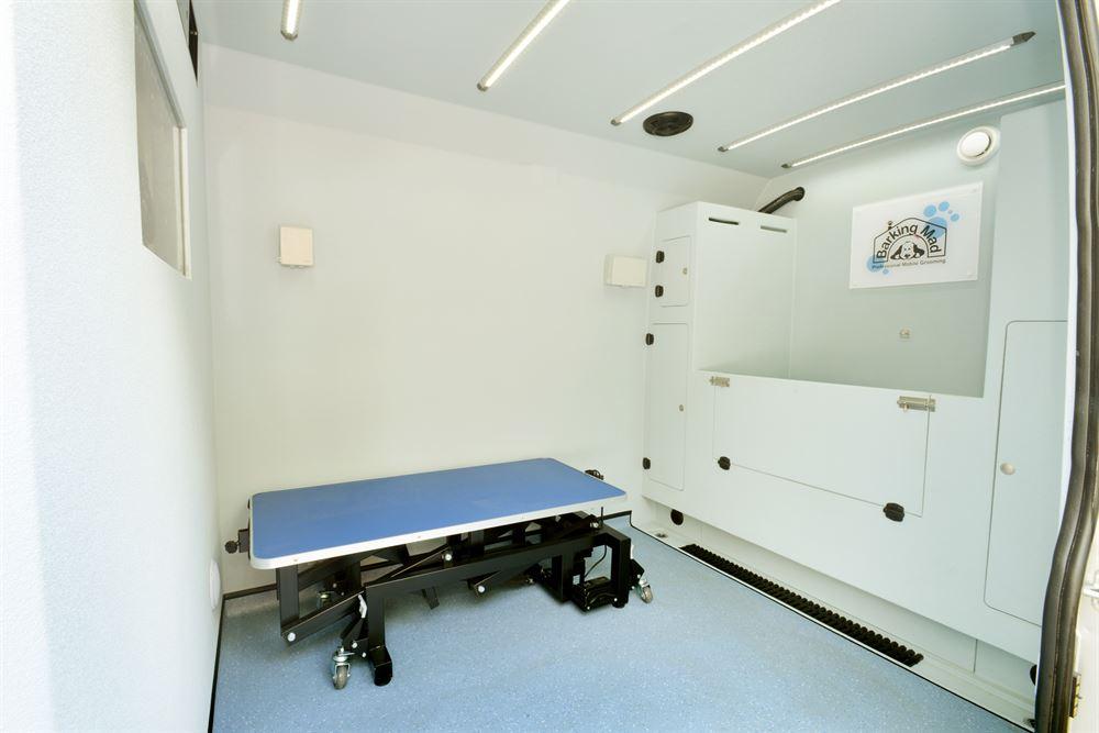 Labcraft nebula led strip light 1124mm 48 led 12w - Commercial van interior accessories ...