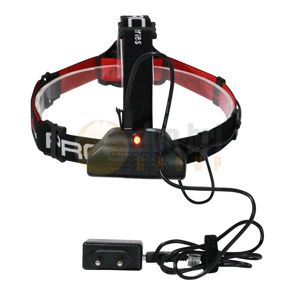 Elwis PRO Series H2-R Rechargeable LED Head Lamp 3