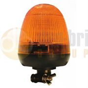 LAP Electrical LMB030A DIN Pole Mount AMBER LED Beacon 12/24V