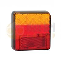 LED Autolamps 100 Series LED Compact Rear Combination Lamp (10m Cable)