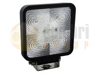 DBG 711.017 Valueline Square 800lm 5-LED Work Light (Flood) 12/24V