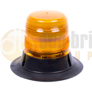 ECCO 400 Series CAP168/ICAO Incandescent Static Flash Magnetic Mount 70 Beacon - Amber
