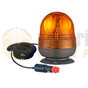 DBG Valueline R65 Rotator Magnetic Mount Beacon - Amber
