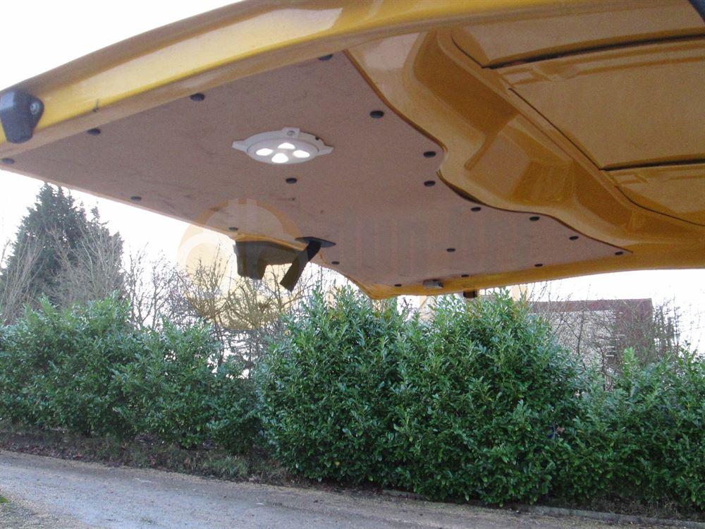 Labcraft megalux led interior light 10w 1248 lumens - Commercial van interior accessories ...
