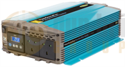 RING PowerSourcePure 1000W 12V DC to 230V AC Pure Sine Wave Inverter - RINVPA10 (UK)