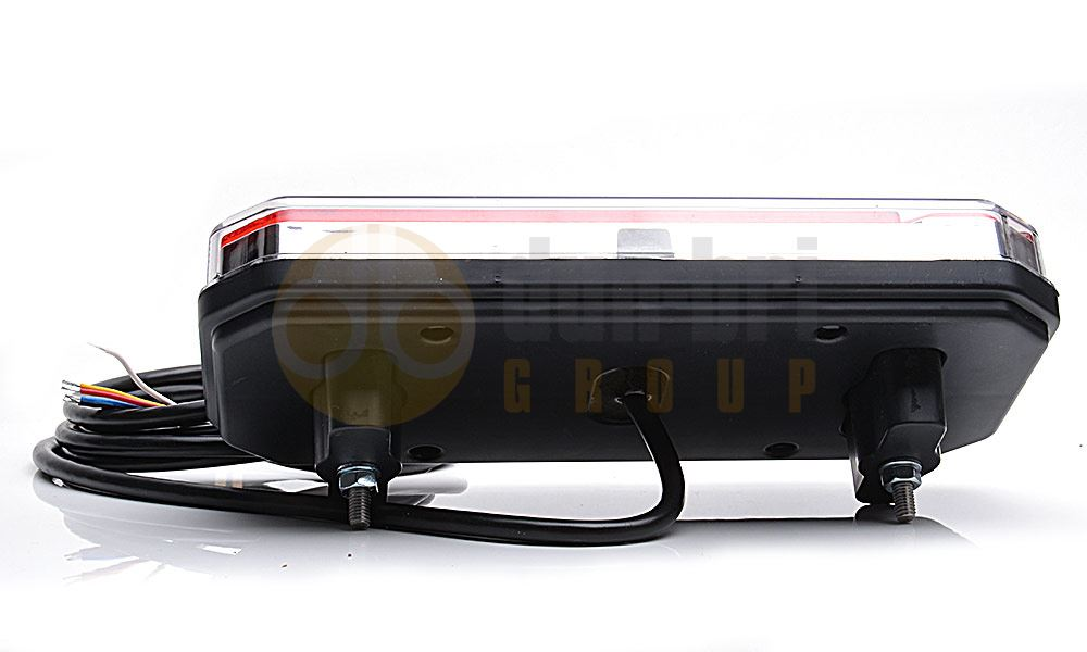 WAS W150DD LH/RH LED Rear Combination Lamp with Reverse & Dynamic Indicator 12/24V - 1124 DD L/P