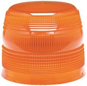 ECCO 910.138 400 Series Replacement LED/Xenon Beacon Lens - Amber