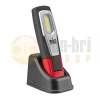 LED Autolamps HH190-1 USB Rechargeable Workshop Inspection Lamp with Charging Dock