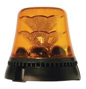 LAP Electrical LRB050 Three Bolt AMBER LED Beacon R65 12/24V