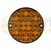 LED Autolamps 95 Series (95mm) Round LED INDICATOR LIGHT Fly Lead 12/24V - 95AM