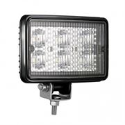 LED Autolamps 7451/7452 Series Rectangular Work Lights