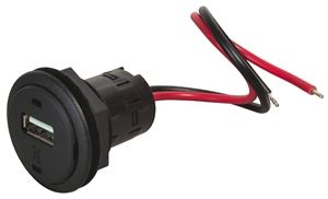 Pro Car Power USB Built-In Socket 12V - 5V 3000mA