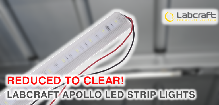 Labcraft Apollo LED Strip Light Offer