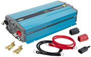 RING PowerSourcePure 2000W 12V DC to 230V AC Pure Sine Wave Inverter with RCD - RINVPAR20 (UK)