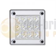 LED Autolamps 280 Series (90mm) Square LED REVERSE Light Fly Lead 12/24V - 280WM