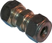 DBG Brass Tube Couplings