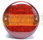 Britax L14 Series (140mm) LED REAR COMBINATION Light (Fly Lead) 24V - L14.10.L24V