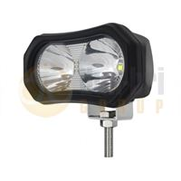 LED Autolamps 92 Series Blue Forklift Safety Spot Lamp