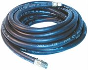DBG Rubber Air Line Hoses with Swivel Nuts