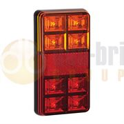LED Autolamps 151 Series LED Compact Rear Combination Lamp