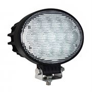 LED Autolamps High-Powered Oval Work Lights