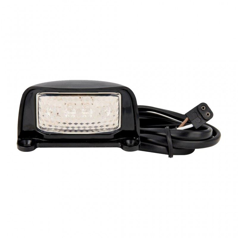 LED Autolamps 35 Series LED Number Plate Lamp with 2-Pin Plug & Play Connection