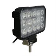 LED Autolamps 15045 Series Rectangle LED Work Lights