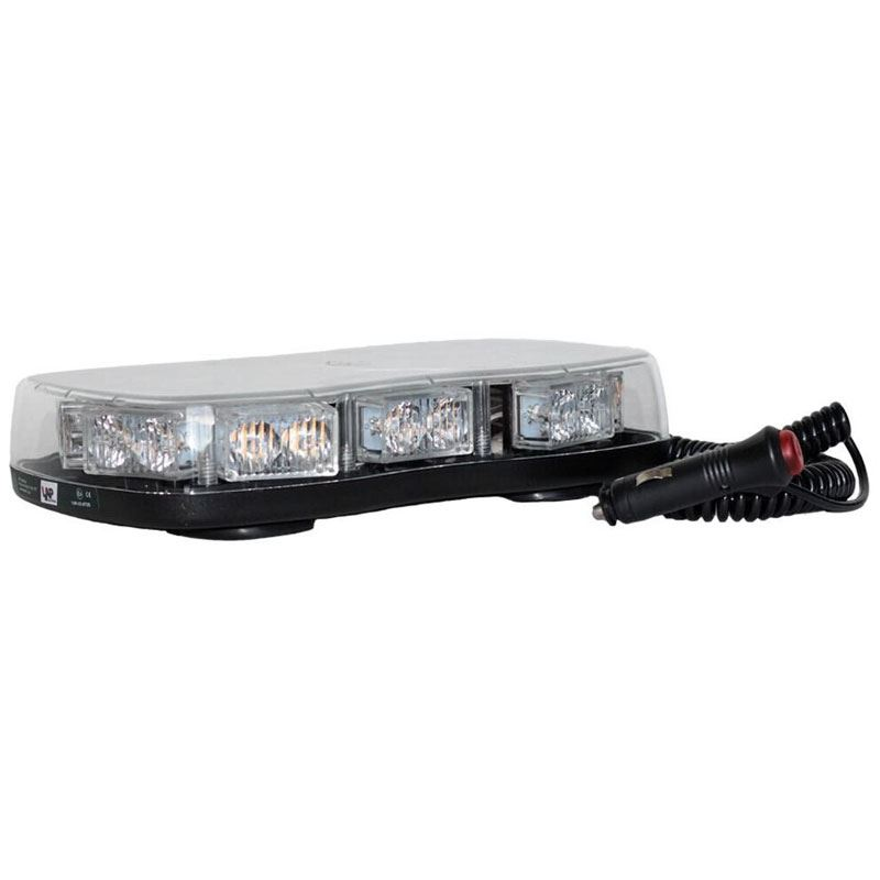LAP Electrical LAP1220 R65 LED Magnetic Mount Mini Lightbar ... on