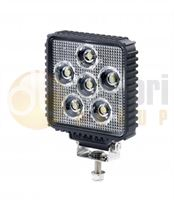 Signal-Stat SS/88 Square 6-LED Work Light (1400 Lumens)
