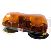 Britax A520 R65 LED Magnetic Mount Mini Lightbar - Amber - A524.00.LDV