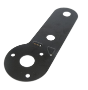 Single Socket Mounting Plate